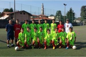 Giovanissimi 2001 – Cisanese 0-4
