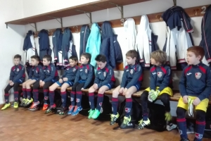 Pulcini 2007 B – Città di Dalmine sq. B 3-0