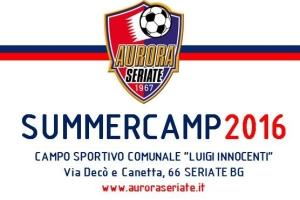 SUMMER CAMP 216