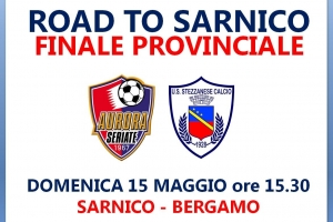ROAD TO SARNICO
